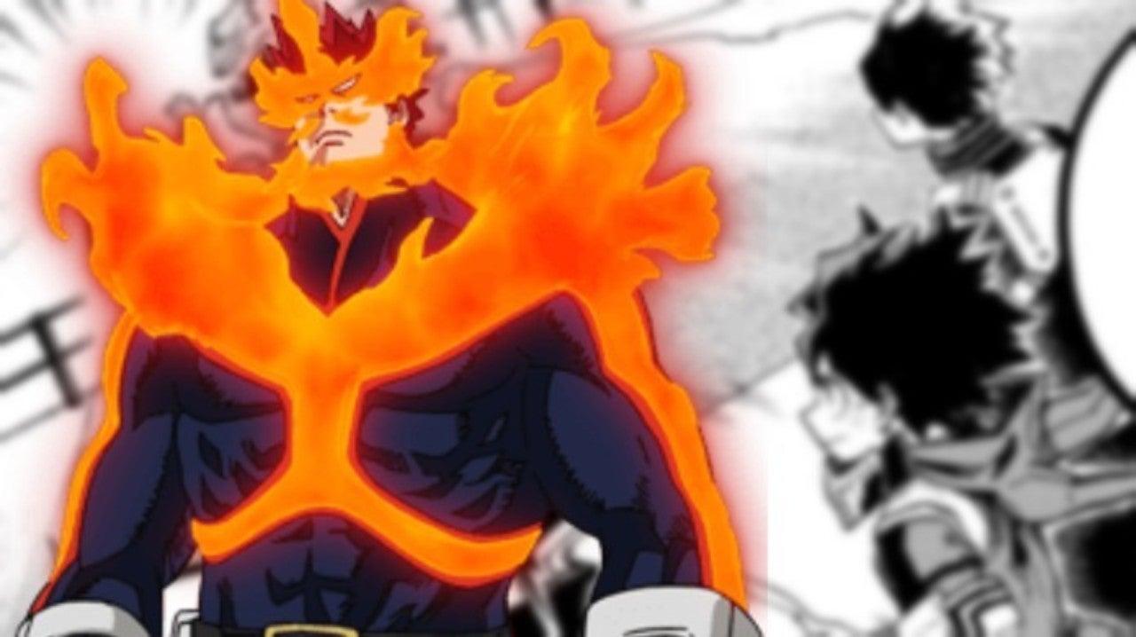 My Hero Academia Shares Endeavor's Goal for Midoriya, Bakugo, and Todoroki