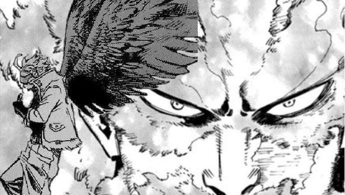 My Hero Academia Hawks