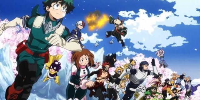 My Hero Academia Season 4 Confirms Episode Order