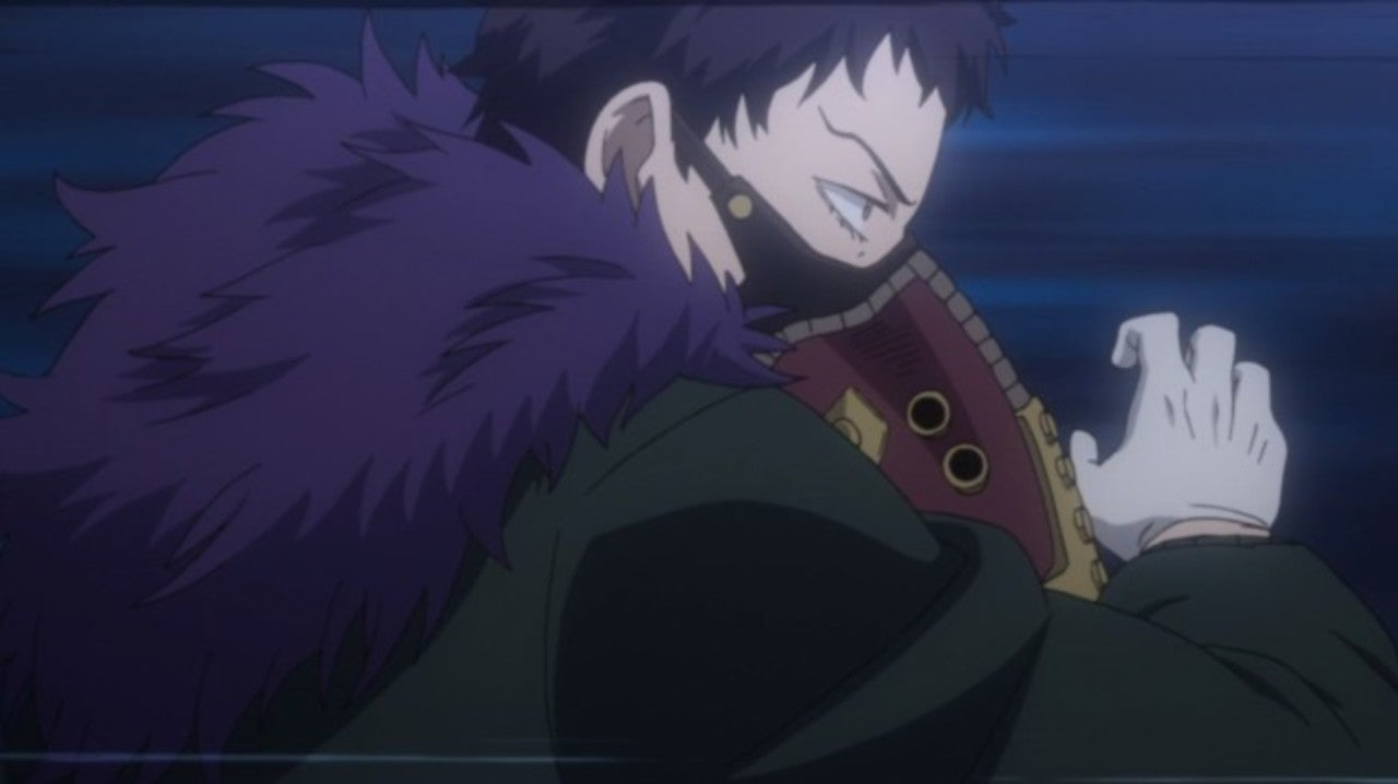 My Hero Academia Fans Were Shocked By Overhaul S Violent Debut If a global pandemic and the shie hassaikai have worked together to teach me anything, it's that every guy is orders of magnitude hotter with his face. my hero academia fans were shocked by