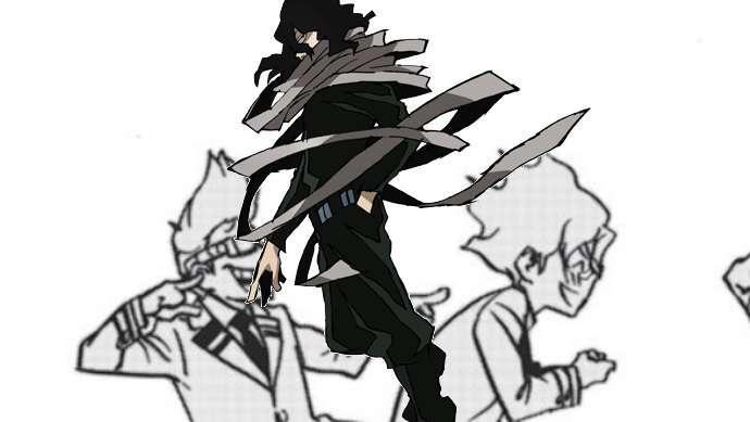 My Hero Aizawa