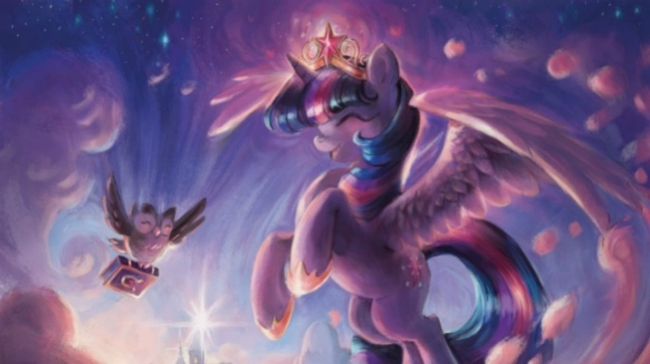 Magic: The Gathering's My Little Pony Cards Are Now Available