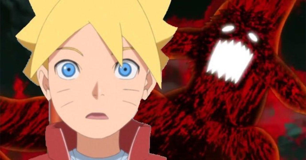 0 Tails Naruto boruto preview teases return of naruto's wild nine-tails form