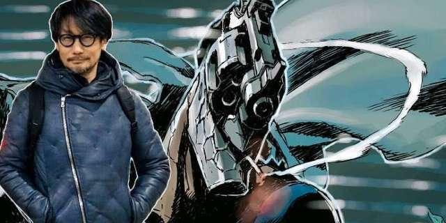 Hideo Kojima Shows Support For No Guns Life Anime