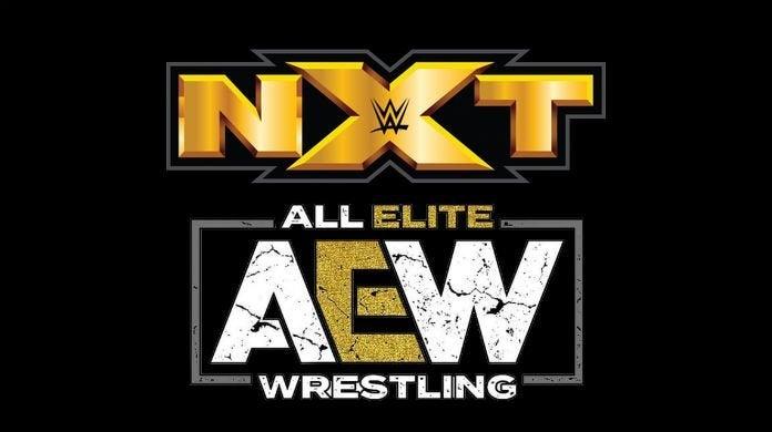 NXT-AEW-Logos