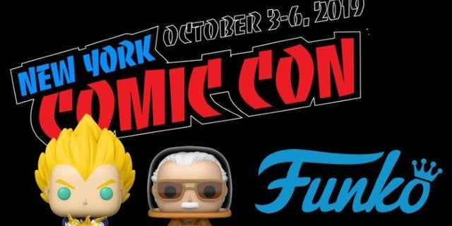 Here's Where to Get Funko's NYCC 2019 Exclusive Pop Figures Tonight