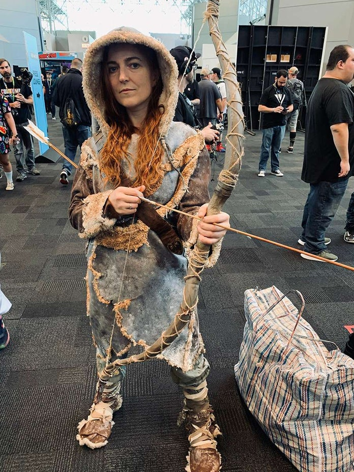 NYCC-Cosplay-Ygritte-Game-of-Thrones