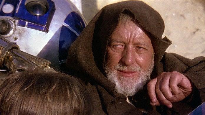 Obi-Wan Kenobi Star Wras