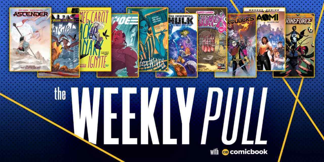 The Weekly Pull: Marauders, Batgirl, GI Joe and More