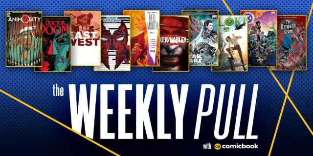 The Weekly Pull: Joker/Harley, Powers of X, Star Wars, and More