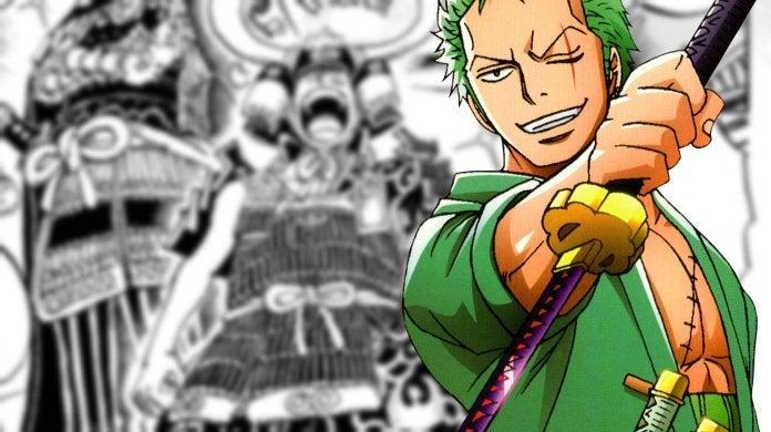 One Piece Chapter 959 Samurai