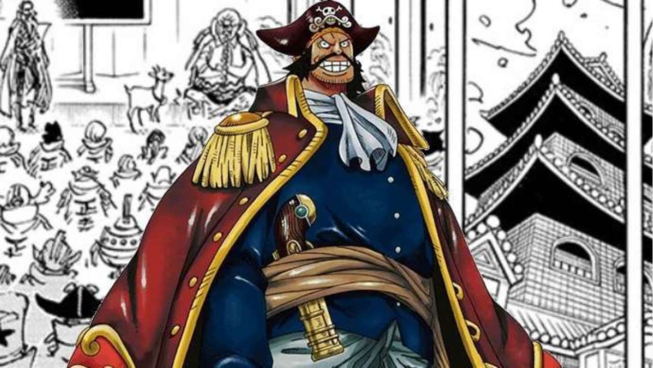 One Piece Details How The Rocks Pirates Were Defeated