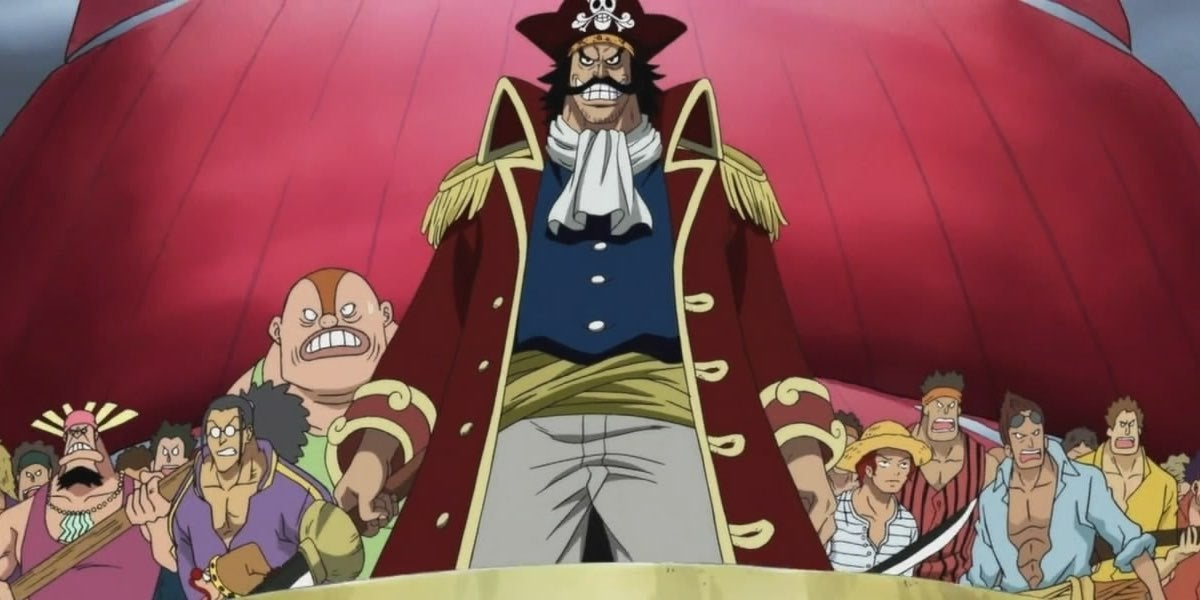 one piece gol d roger anime