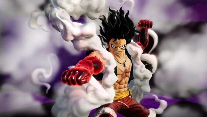 One Piece Lufffy Fourth Gear