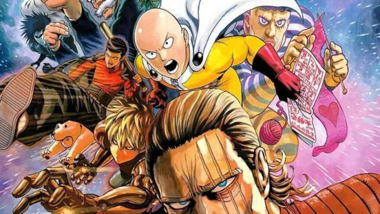One Punch Man Season 2 Ova Releases First Trailer