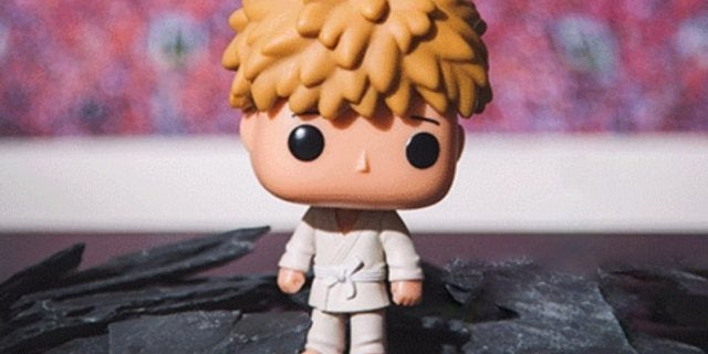 Funko's One-Punch Man Saitama Tournament Pop Features a Removable Wig