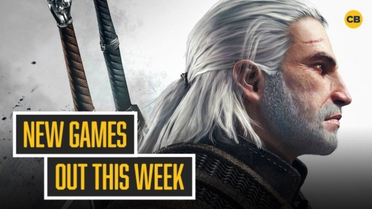 New Video Games Out This Week: The Witcher 3, Overwatch, and More