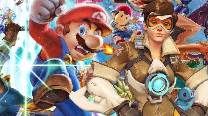 Overwatch Super Smash Bros Ultimate