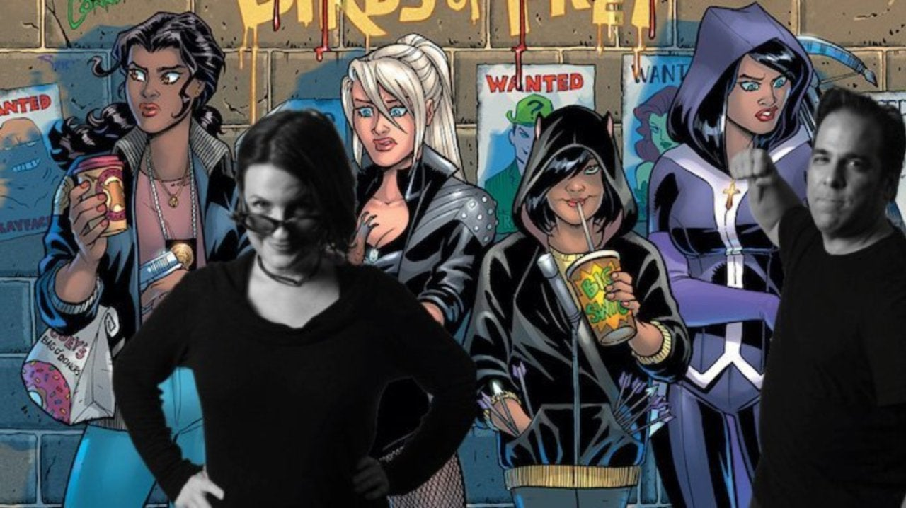 Amanda Conner and Jimmy Palmiotti To Launch Harley Quinn and the Birds of Prey Miniseries
