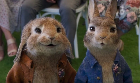 peter rabbit 2 runaway trailer