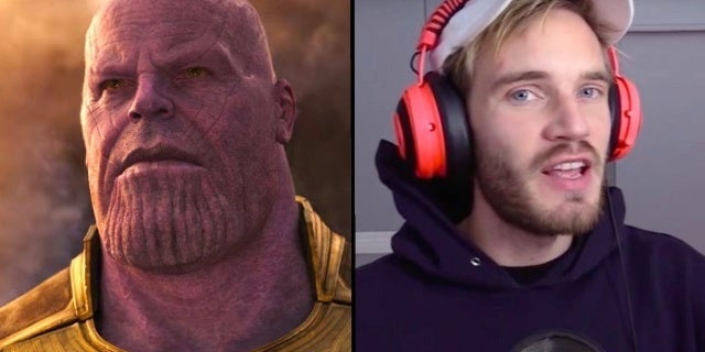 PewDiePie Claims His Marvel Movie Opinions Are His Biggest Controversy