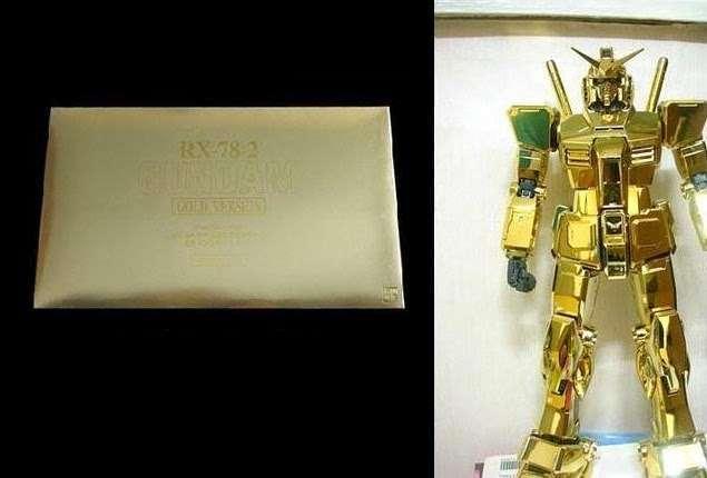 PG RX-78-2 Gundam Gold Version