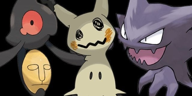 These 5 Pokemon Are Perfectly Suited for Halloween