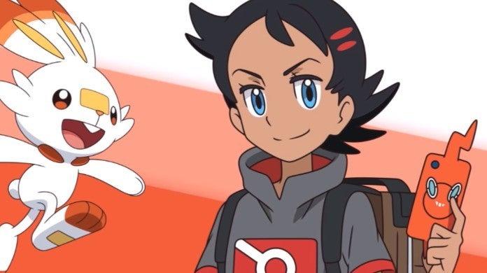 Pokemon New Anime 2020 Gou Go