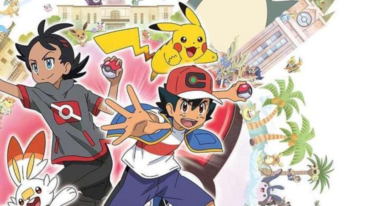 New Pokemon Series Confirms Ash Ketchum's Involvement