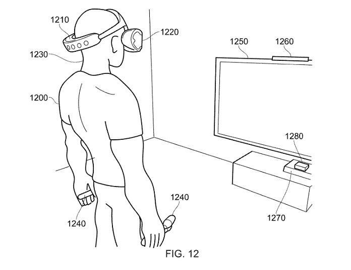 PSVR 2 Patent