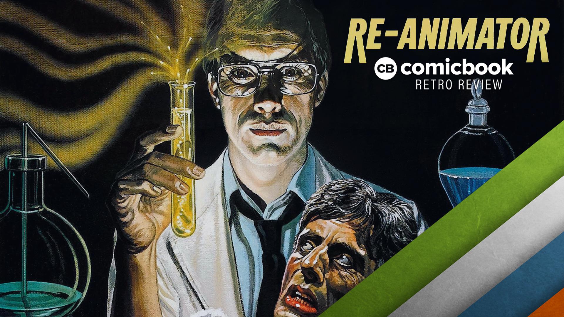 Re-Animator (1985) - Posters — The Movie Database (TMDb)