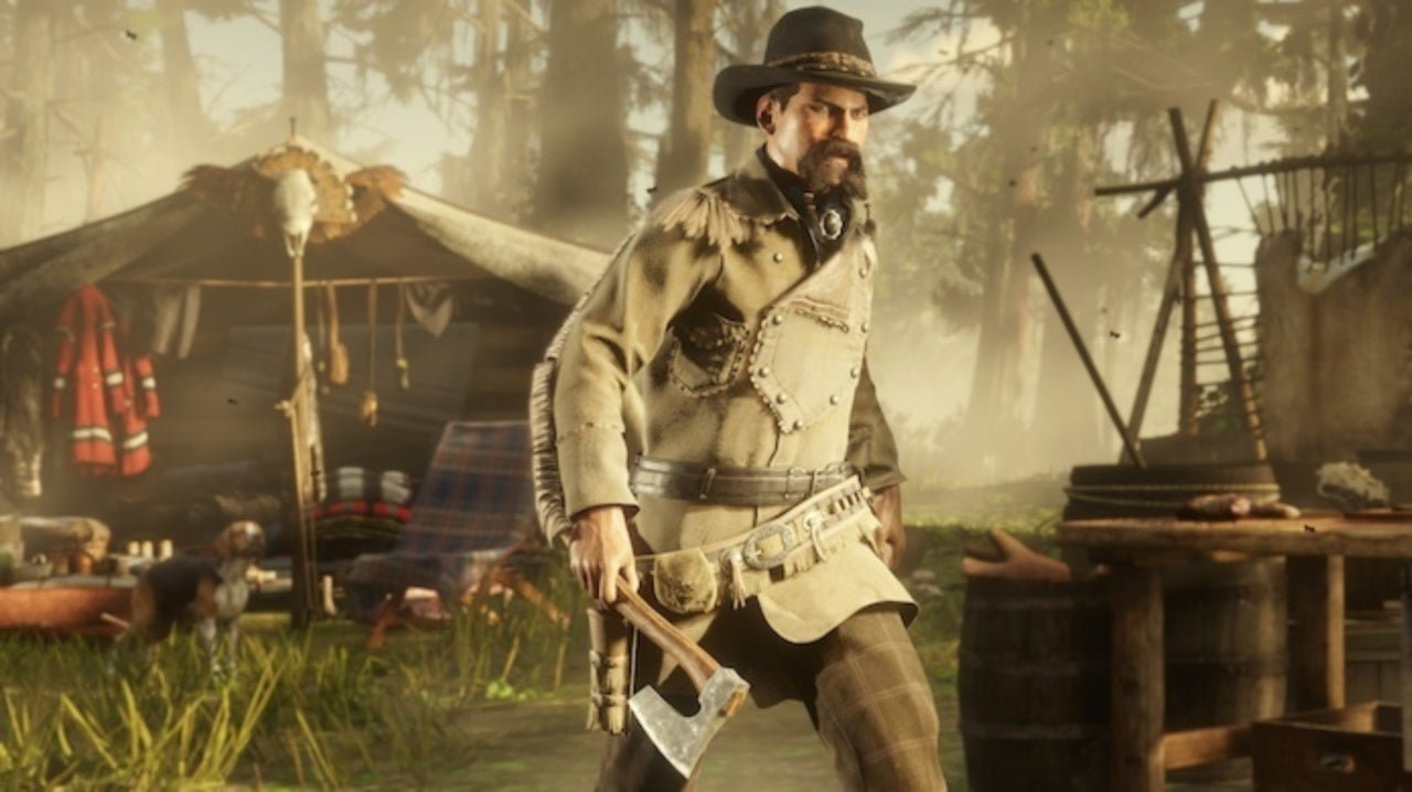 Red Dead Online: The Owlhoot Family Bounty Now Live