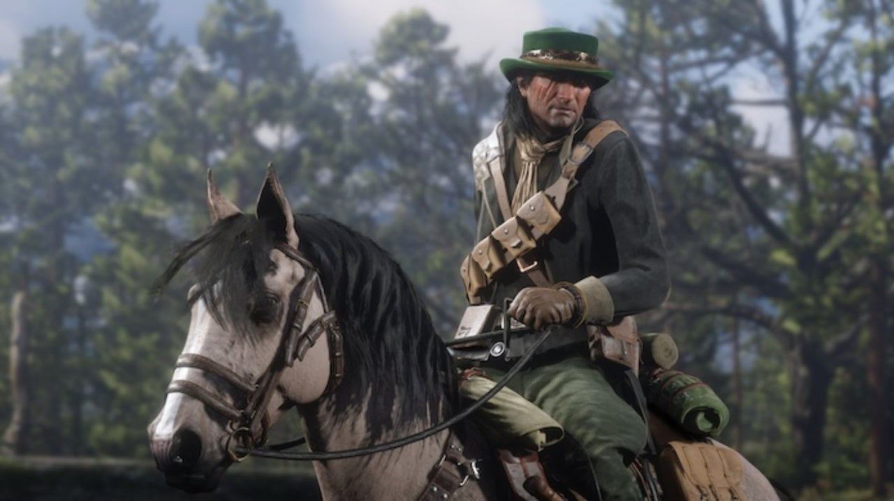 Red Dead Online's New Legendary Bounty Asks You to Hunt Down a Creepy Arsonist