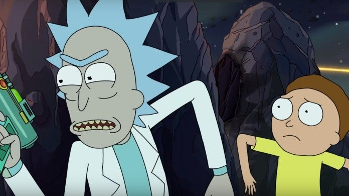 Rick and Morty Season 4 Trailer
