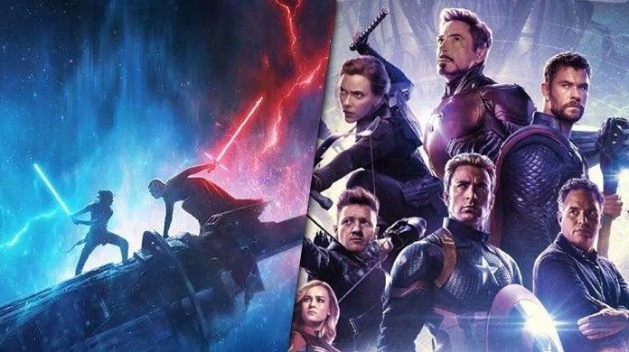 rise of skywalker avengers endgame