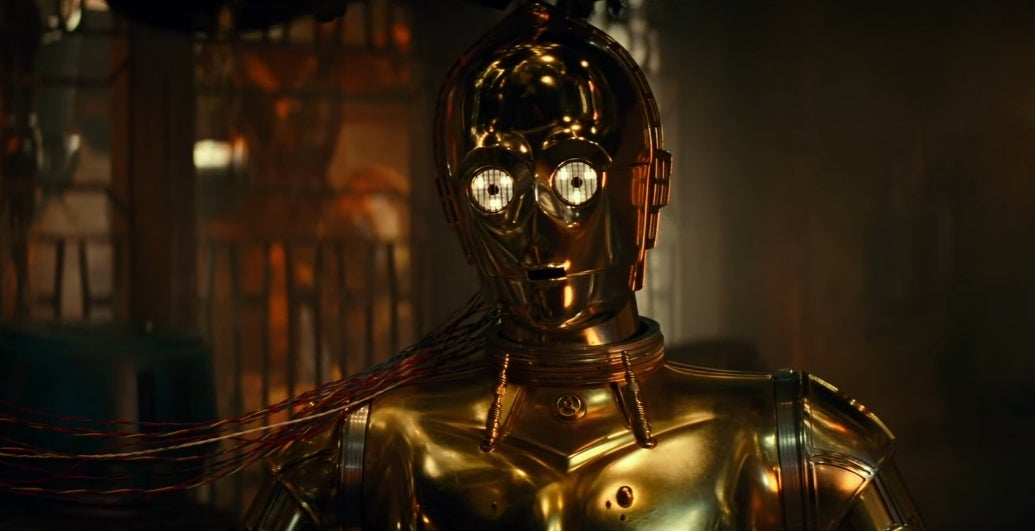 rise of skywalker c3p0