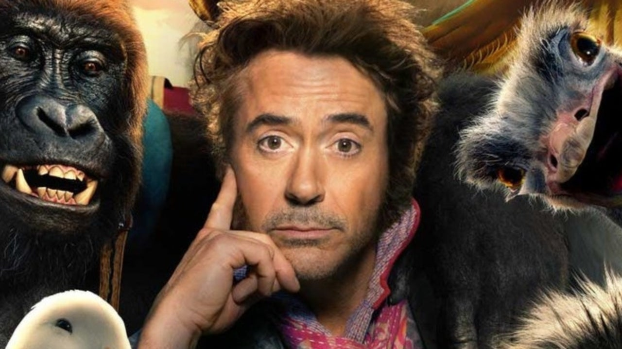 First Look at Robert Downey Jr's Doctor Dolittle Reboot