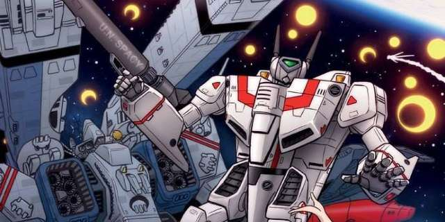 Funimation To Bring Robotech To North America