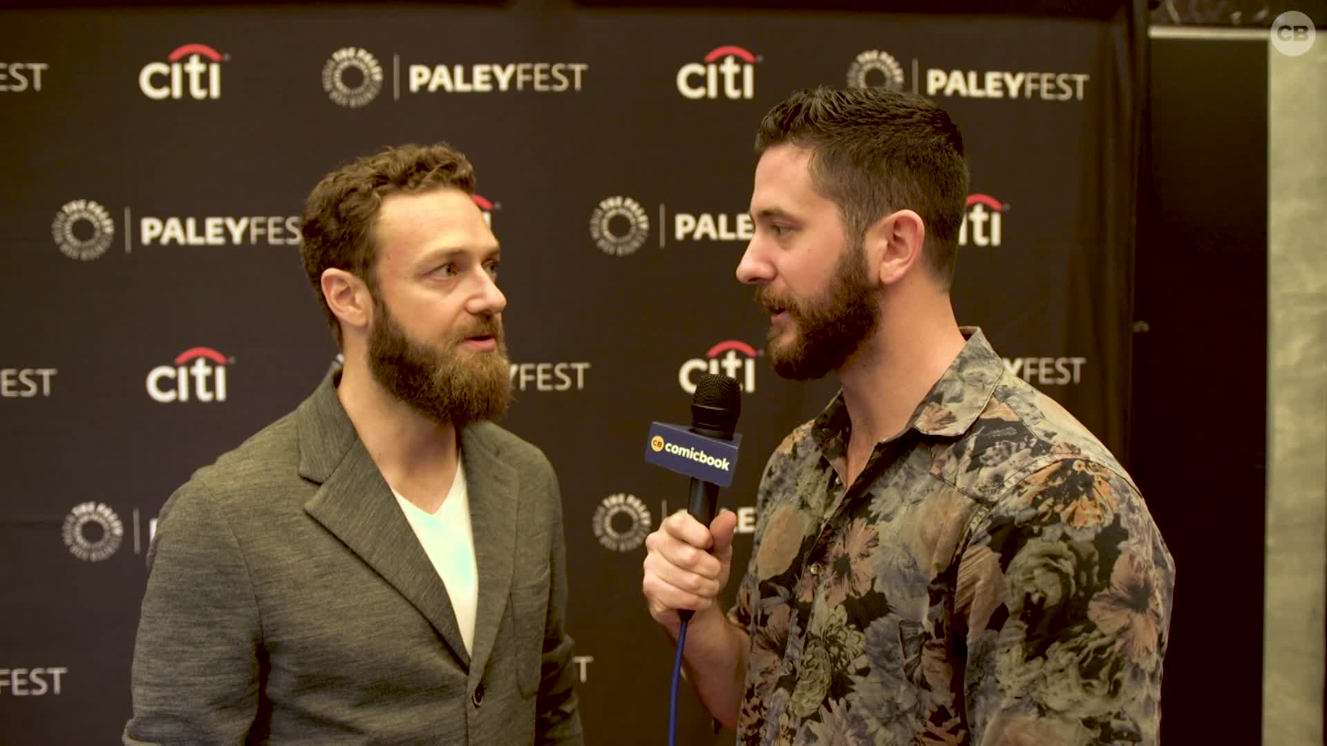 Ross Marquand - NYCC 2019 Exclusive Interview screen capture