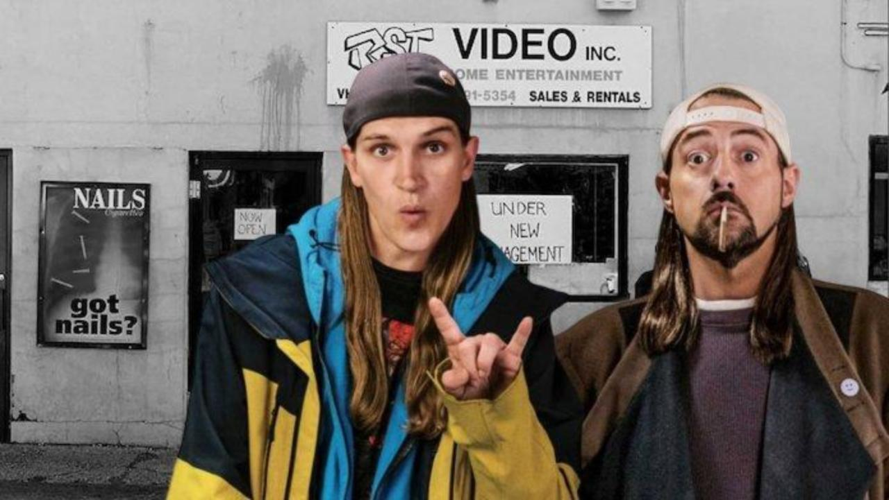 "Kevin Smith Reacts to Fan's ""Plausibility Issue"" With Jay & Silent Bob Reboot"