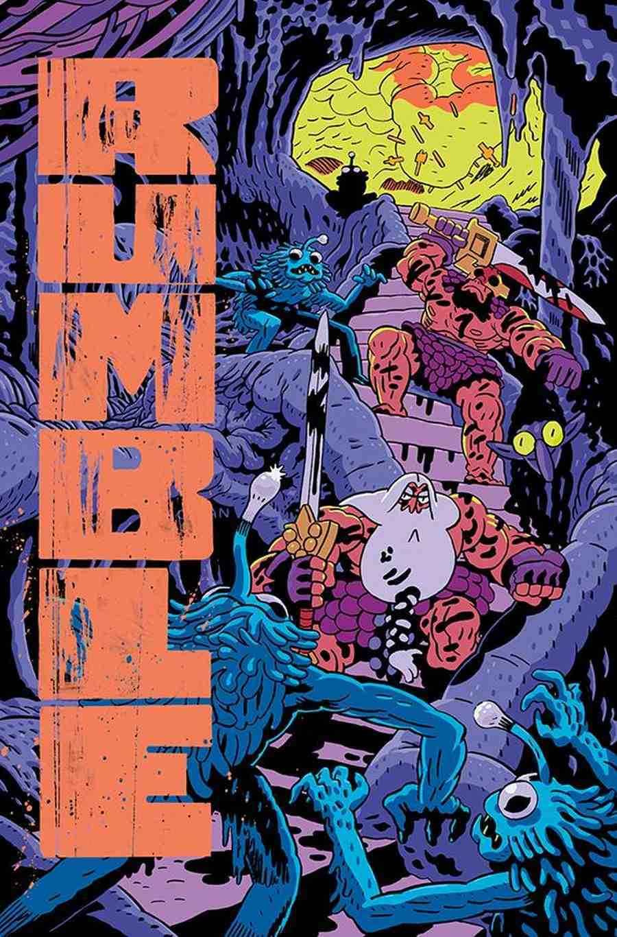 Rumble #17