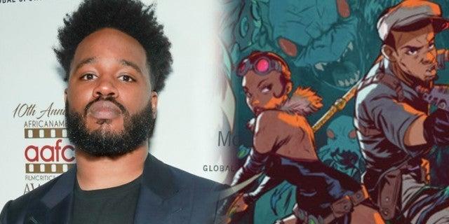 Black Panther's Ryan Coogler Books New Comic Book Movie