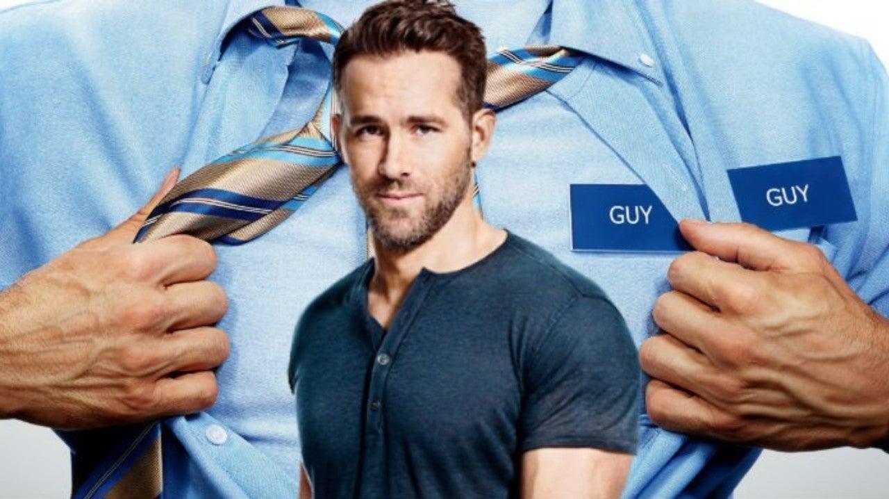 Ryan Reynolds Free Guy Poster Released