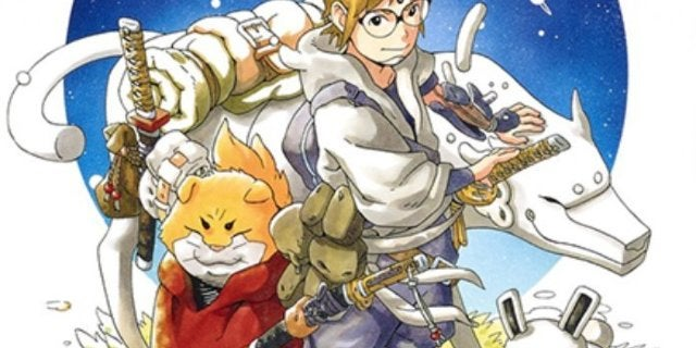Viz Media Licenses Naruto Creator's Samurai 8: The Tale of Hachimaru