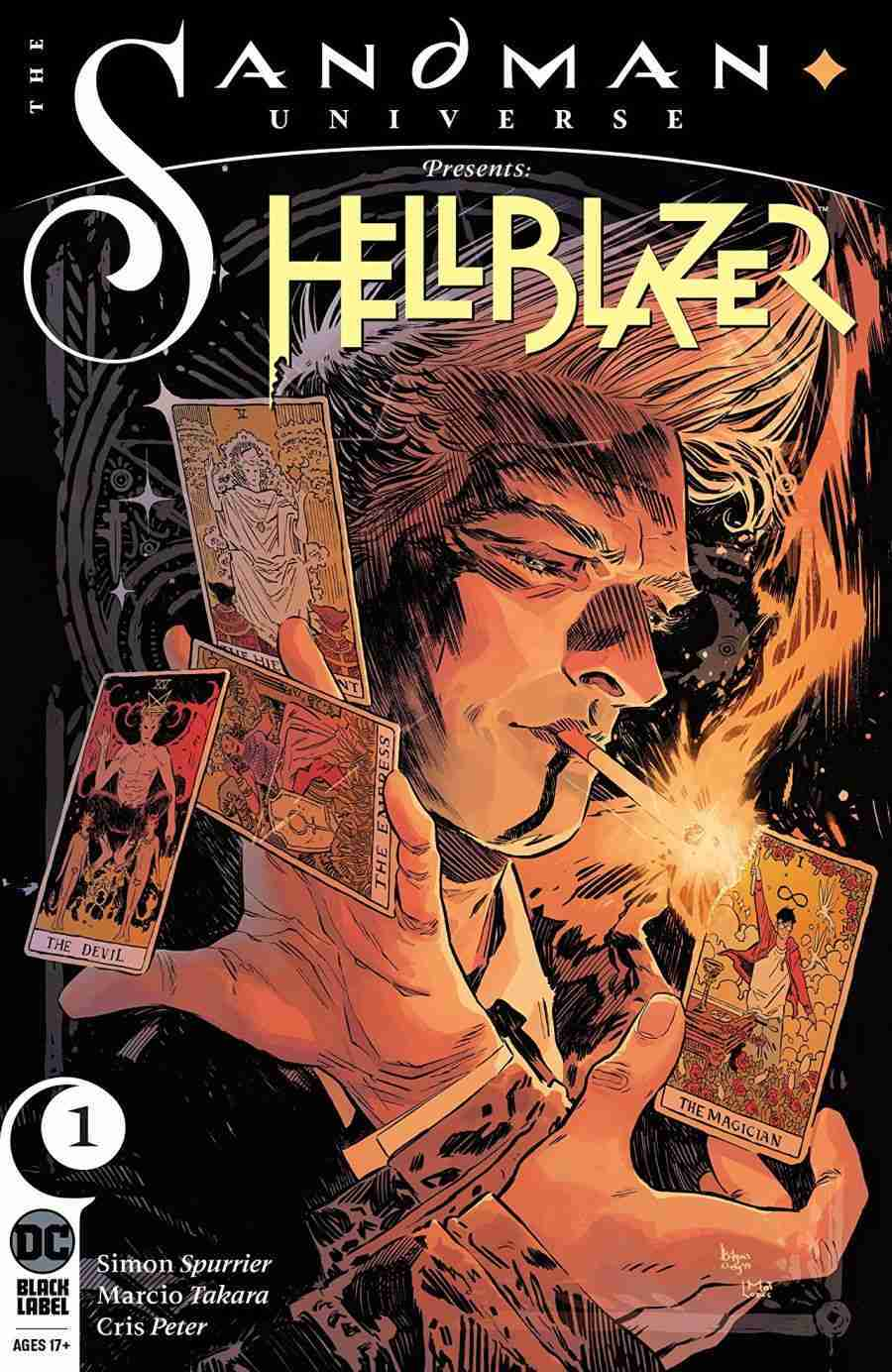 Sandman Universe Presents Hellblazer
