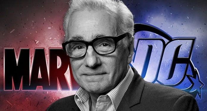Scorsese Admits Comic Book Movies Are Cinema