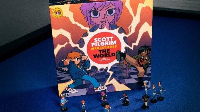 Scott Pilgrim Miniatures Game'