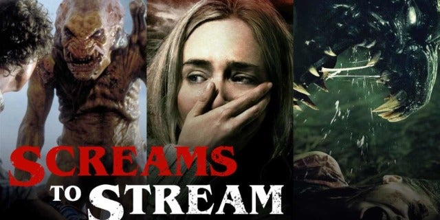 Stream These Crazy Creature Horror Movies This October