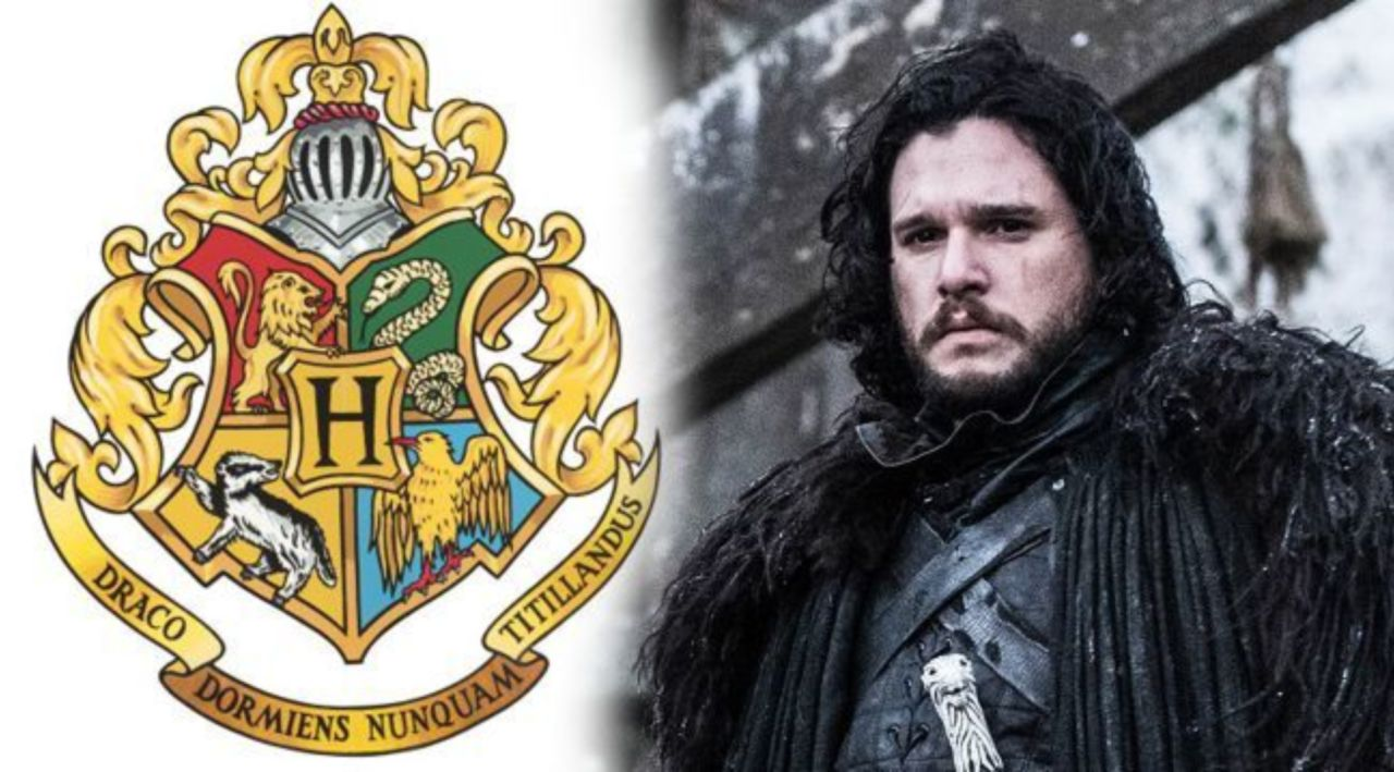 Kit Harington Reveals Which Hogwarts House He's in for Harry Potter
