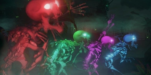 Sea of Thieves Gets a Halloween Update
